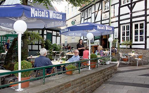 Einhorn Das Urige Restaurant In Der Hattinger Altstadt